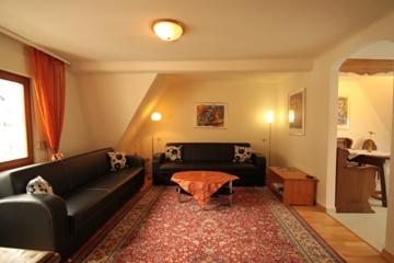 Wohnzimmer im 2. OG